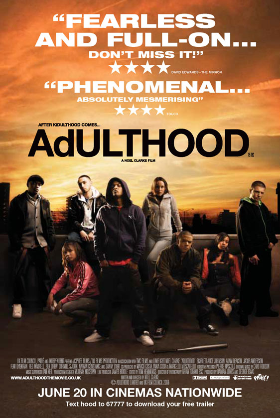 AdULTHOOD Poster - Trailer Addict