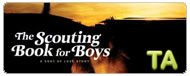 The Scouting Book for Boys: King of the World