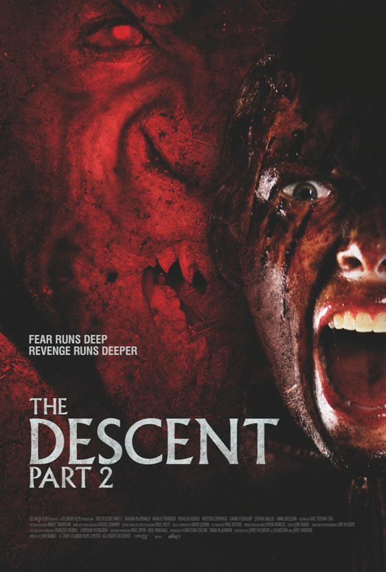 The Descent 2 Poster