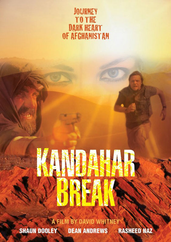 Kandahar Break Poster