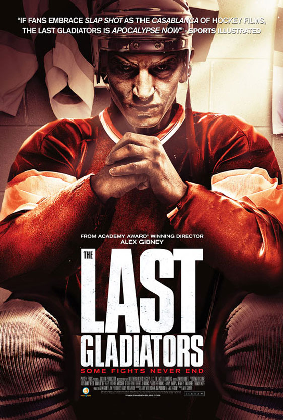 The Last Gladiators Poster