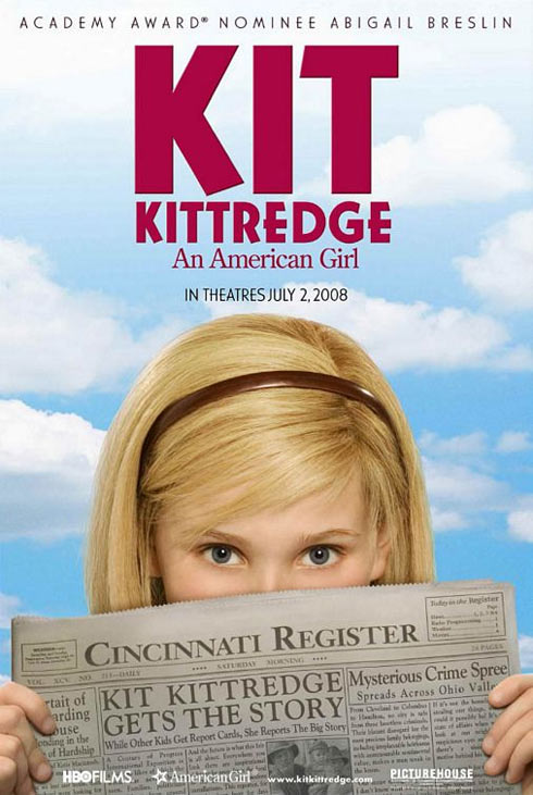Kit Kittredge: An American Girl Poster