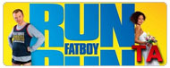 Run Fat Boy Run: Blister