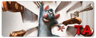 Ratatouille: Getting Into Character