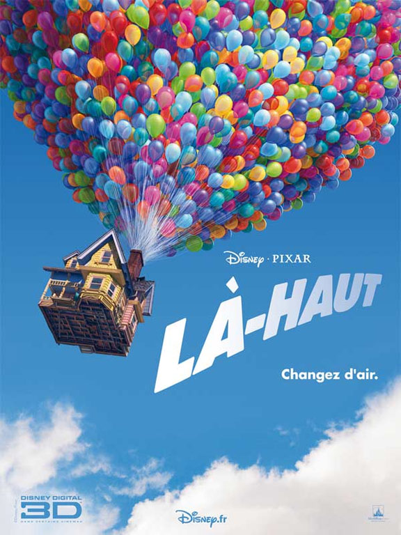 pixar up movie poster. Up Poster #6 of 9
