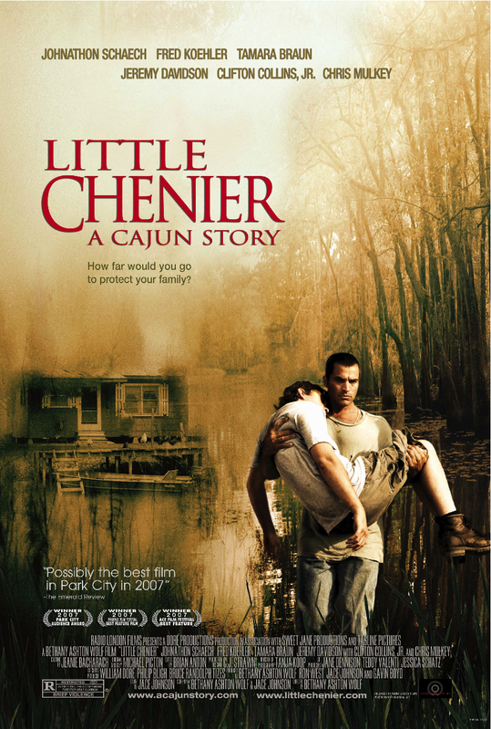 Little Chenier Poster