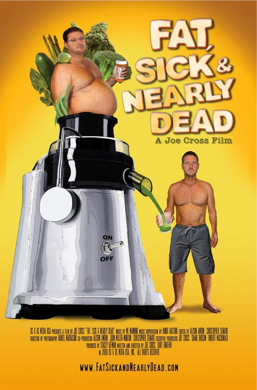 Fat, Sick & Nearly Dead Poster