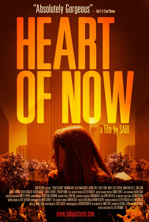 Heart of Now Poster