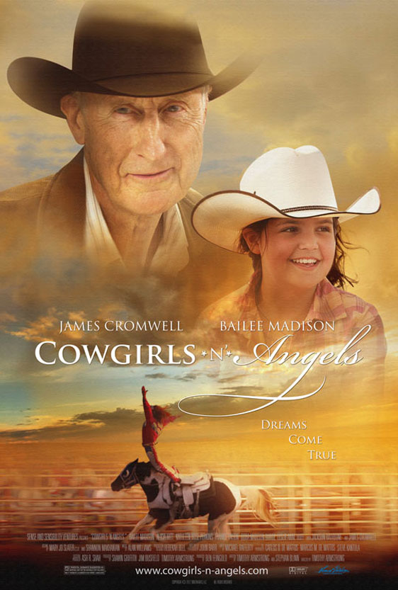 Cowgirls n' Angels Poster