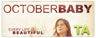 October Baby: TV Spot - On DVD