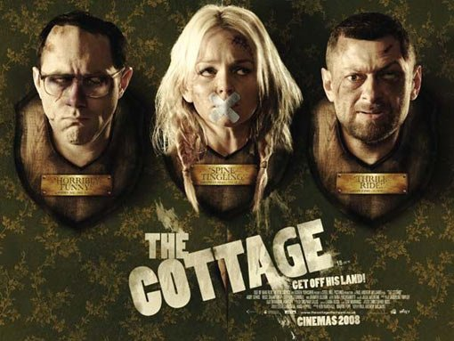 The Cottage Poster