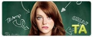 Easy A: Golden Globes - Emma Stone