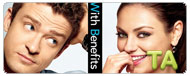 Friends With Benefits: Generic Interview - Justin Timberlake and Mila Kunis