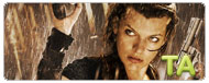 Resident Evil: Afterlife: Generic Interview - Milla Jovovich