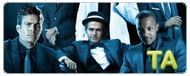 Takers: Junket Interview - Chris Brown and Michael Ealy