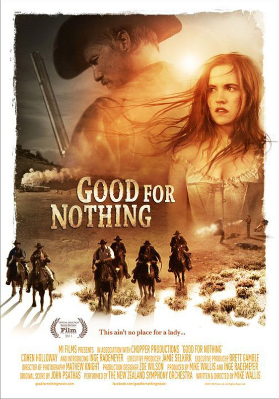 Good For Nothing Poster