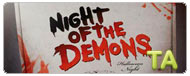 Night of the Demons: Trailer