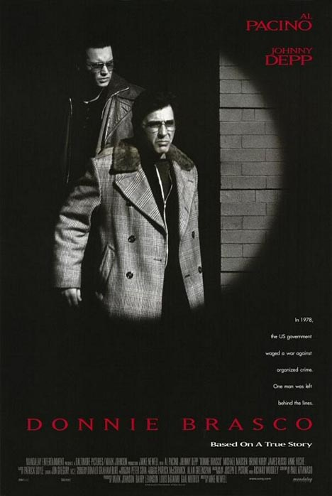 Donnie Brasco Poster