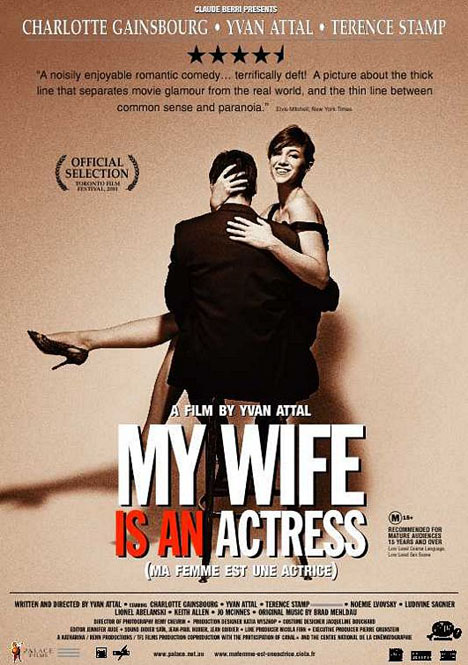 My Wife Is an Actress (Ma Femme est une actrice) Poster