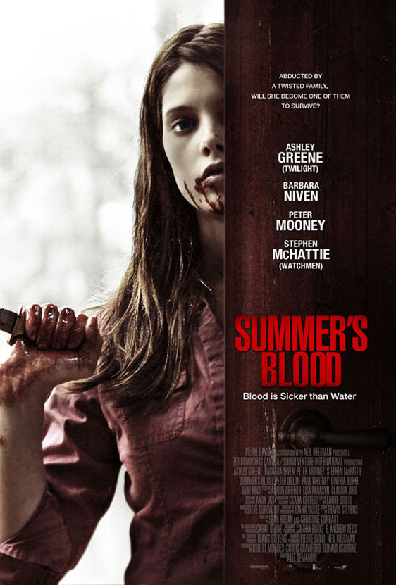 Summer's Blood Poster