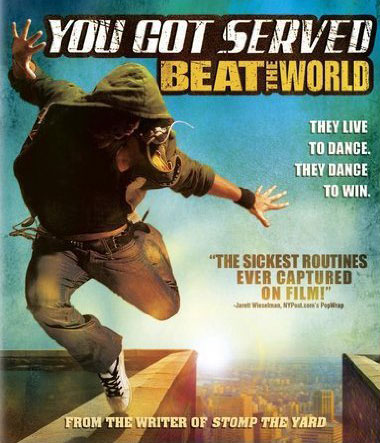 You Got Served: Beat the World Poster