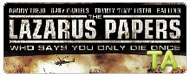 The Lazarus Papers: Trailer
