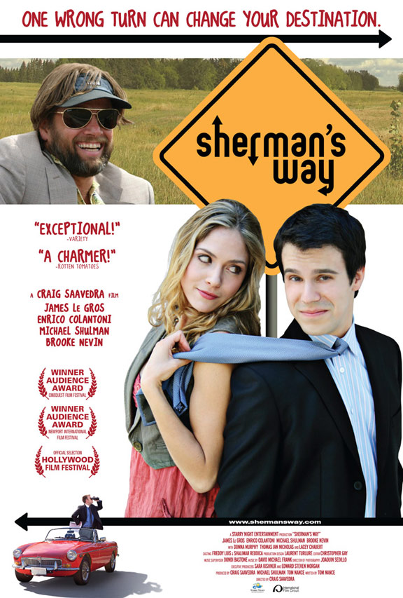 Sherman's Way Poster