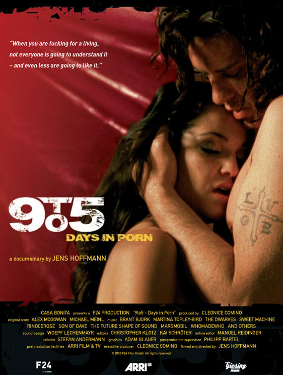 9 to 5: Days in Porn Poster