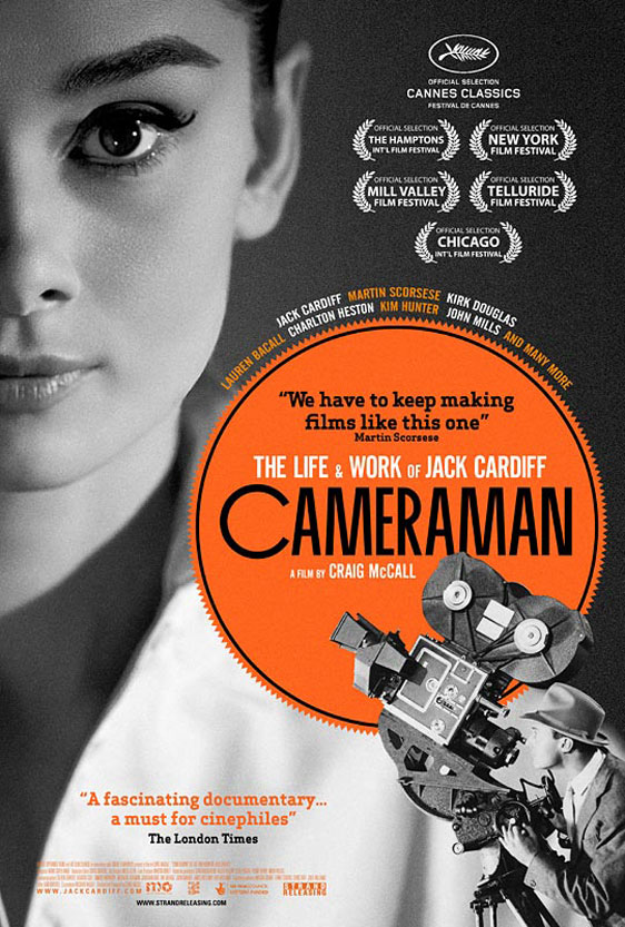 Cameraman: The Life and Work of Jack Cardiff Poster