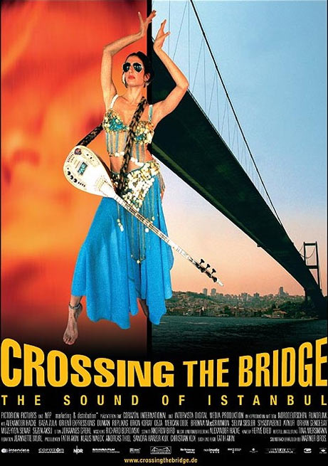 Crossing the Bridge: The Sound of Istanbul Poster