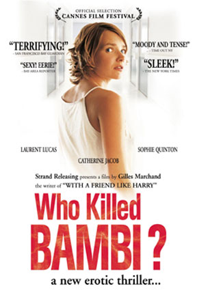 Who Killed Bambi? (Qui a tu� Bambi?) Poster