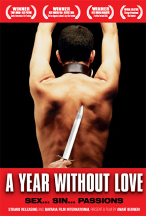 A Year Without Love (Un a�o sin amor) Poster