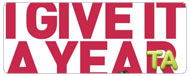 I Give It a Year: TV Spot - Now Playing