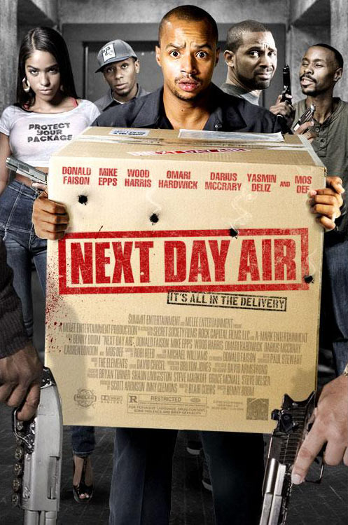Next Day Air affiche