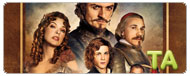 The Three Musketeers 3D: WonderCon Panel V