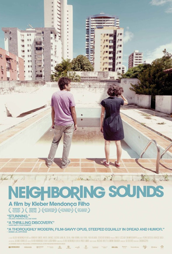 Neighboring Sounds (O Som Ao Redor) Poster