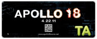 Apollo 18: Theatrical Trailer