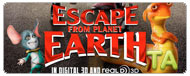 Escape from Planet Earth: Generic Interview - Rob Corddry & Jessica Alba