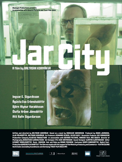 Jar City (M�rin) Poster