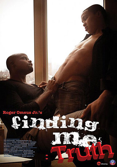 Finding Me: Truth Poster