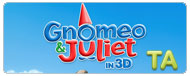 Gnomeo & Juliet: DVD Bonus - Deleted Scenes