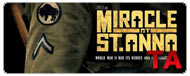 Miracle at St. Anna: Interview - Mike Ealy