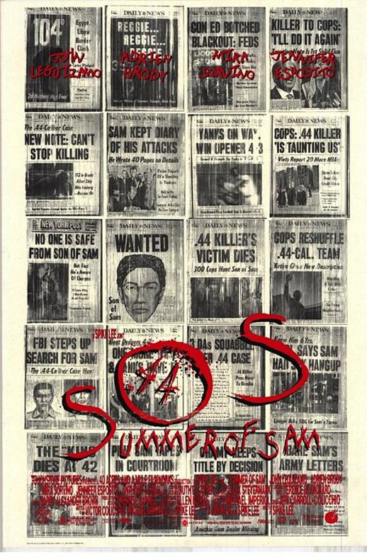 Summer of Sam Poster
