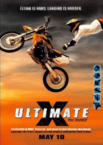 Ultimate X: The Movie Poster