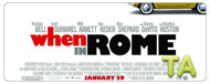 When in Rome: Interview - Jon Heder