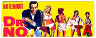 Dr. No: 50 Years - Barbican Exhibition