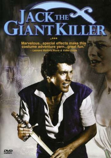 Jack the Giant Killer (1962) Poster