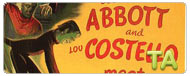 Bud Abbott Lou Costello Meet Frankenstein: Trailer