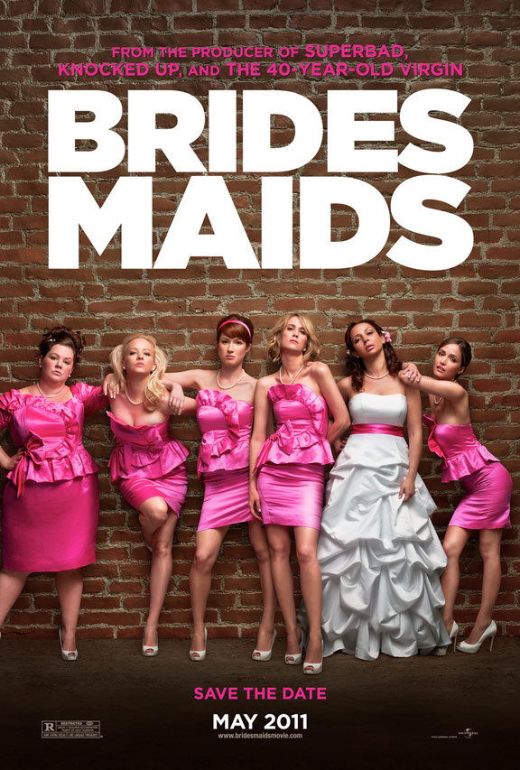 Bridesmaids (2011) DVDRip.XviD