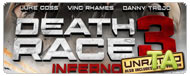 Death Race: Inferno: Featurette - Luke Goss